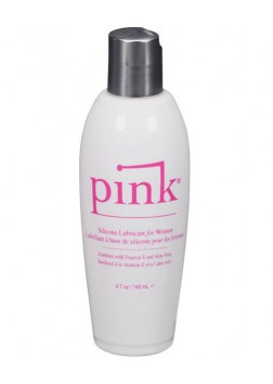 Pink Silicone 140ml
