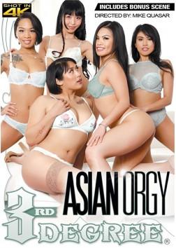 Asian Orgy