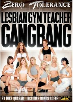 Lesbian Gym Teacher Gangbang